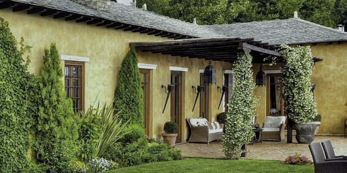 Residence in Pelion