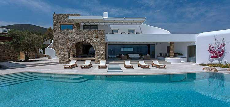 Residence in Antiparos