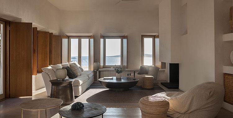 Residence in Mykonos