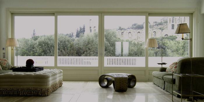 Residence in Athens