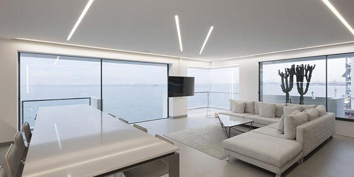 The Floating Apartment