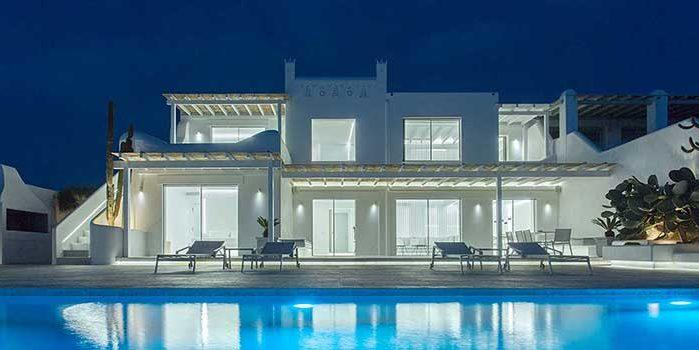 VACATION HOUSE IN MYKONOS